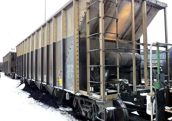 Railroading in Weather